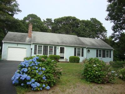 Dennis Single Family Home For Sale: 36 Smalls Avenue
