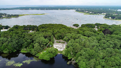Barnstable Single Family Home For Sale: 194 Eel River Road