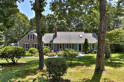 Sandwich Single Family Home For Sale: 6 Ploughed Neck Road