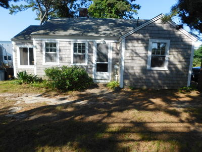 Dennis Single Family Home For Sale: 9 Shad Hole Road