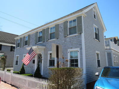 Provincetown Condo/Townhouse For Sale: 114 Commercial Street #Unit 3