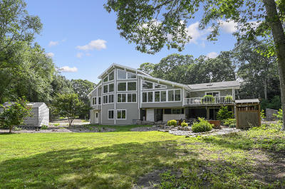Falmouth Single Family Home For Sale: 95 Bay Road