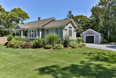 Barnstable Single Family Home For Sale: 20 Third Avenue Avenue