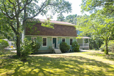 Wellfleet Single Family Home For Sale: 70 Lewis Paine Way