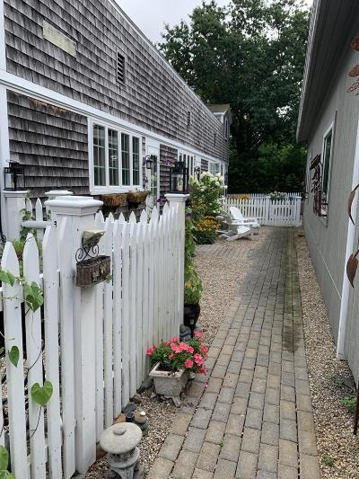 Provincetown Condo/Townhouse For Sale: 3 Bradford Street #1