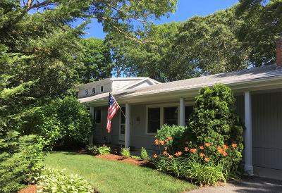 Barnstable Single Family Home For Sale: 144 Crystal Lake Road