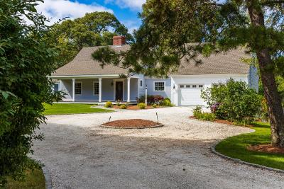 Harwich Single Family Home For Sale: 76 Uncle Venies Road