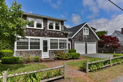 Harwich Single Family Home For Sale: 36 Hiawatha Road