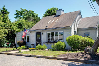 Falmouth Commercial For Sale: 327 Gifford Street