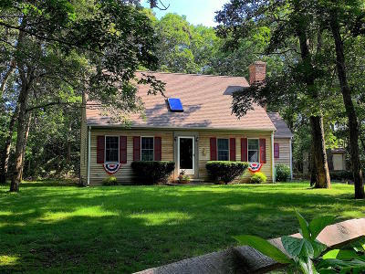 Eastham Single Family Home For Sale: 20 Aspinet Road