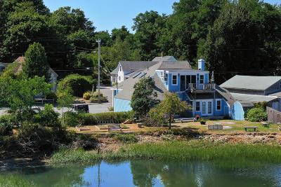 Wellfleet Single Family Home For Sale: 55 Commercial Street