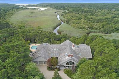 Wellfleet Single Family Home For Sale: 20 Salt Meadow Lane