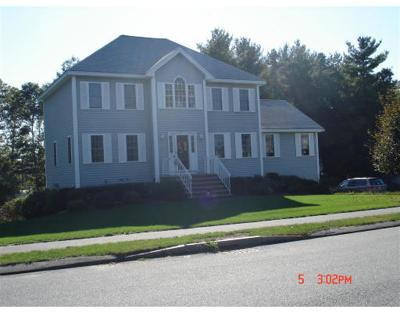 Billerica Rental Under Agreement: 4 Shanpauly Drive #4