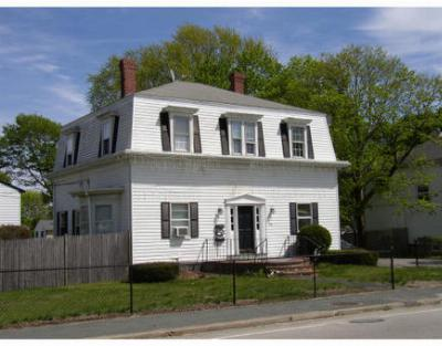 Multi Family Home Sale Pending: 232 North Street