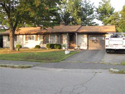 Framingham Single Family Home Under Agreement: 92 Lowther Rd