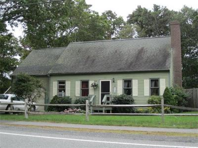 Yarmouth Single Family Home Under Agreement