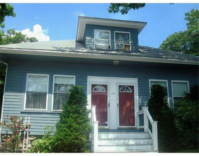 Malden Multi Family Home Under Agreement: 20 Glenmere Ave