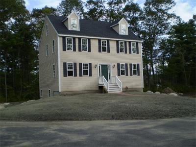 Abington Single Family Home Under Agreement: Lot 1 Mayflower Ave