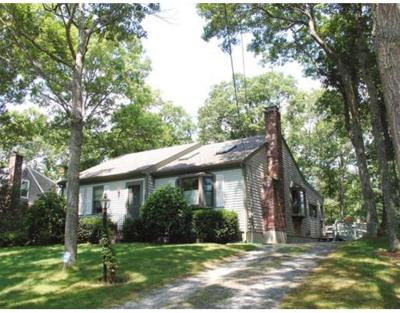 Mashpee Single Family Home Under Agreement: 27 Pinecrest Ave