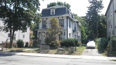 Multi Family Home Under Agreement: 1000 River Street