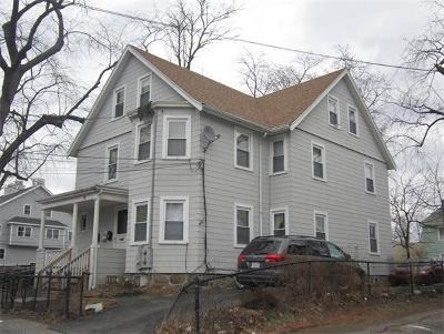 Multi Family Home Under Agreement: 19 Harrison Street