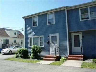 Brockton Condo/Townhouse Under Agreement: 46 Reservoir St #46
