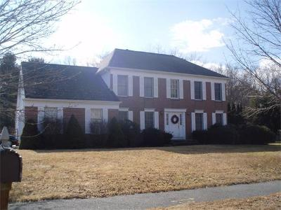 Franklin Single Family Home Under Agreement: 4 Indian Brook Ln