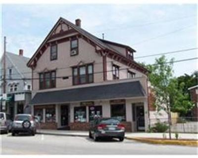 Rockland Multi Family Home Under Agreement: 209 Union St