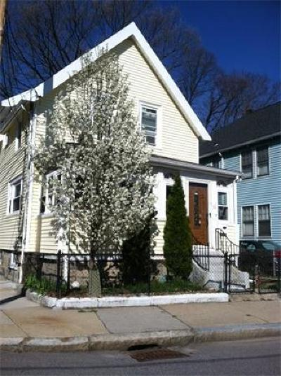 Single Family Home Under Agreement: 18 Gilman St