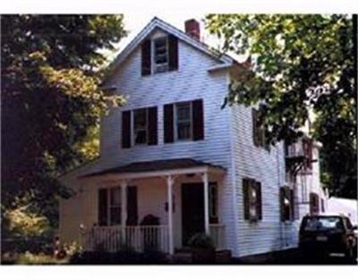 Framingham Multi Family Home Under Agreement: 8 Purchase St