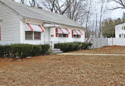 Randolph Single Family Home Under Agreement: 33 Pond Lane