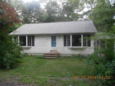 Plymouth Single Family Home Under Agreement: 54 Briggs Ave
