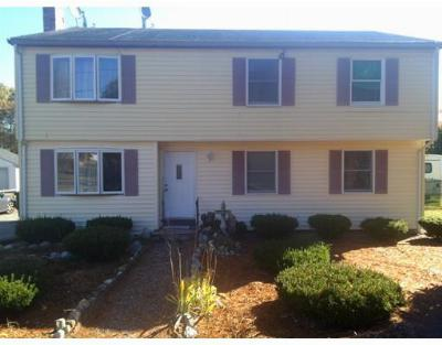 East Bridgewater Single Family Home Under Agreement: 441 Summer Street