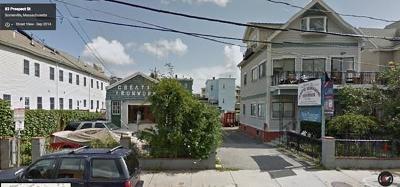 Somerville Multi Family Home For Sale: 82-86 Prospect St