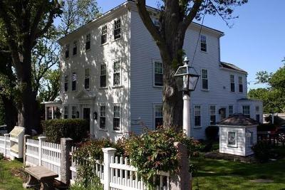 Rockport Single Family Home Under Agreement: 37 Mt Pleasant Street
