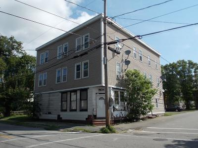 Middleboro Multi Family Home For Sale: 45 Everett Street