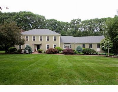 Sudbury MA Single Family Home For Sale: $949,900