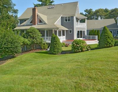 Scituate Single Family Home Under Agreement: 53 Forest Ln #53