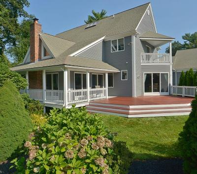 Scituate Condo/Townhouse Under Agreement: 53 Forest Ln #53