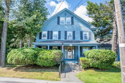 Billerica Single Family Home For Sale: 377 Boston Road