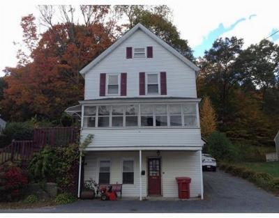Millbury Single Family Home Under Agreement: 1 Gould St