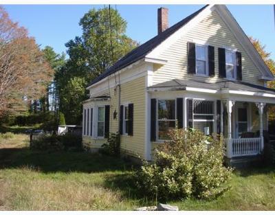 Middleboro Single Family Home For Sale: 573 Wareham Street