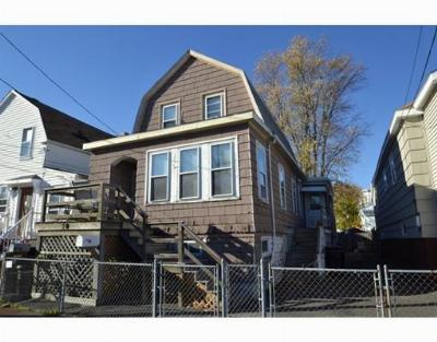 Revere Single Family Home Under Agreement: 20 Henry St
