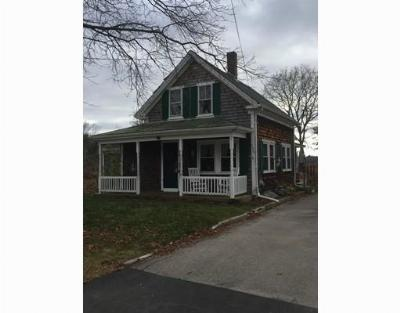 Carver Single Family Home For Sale: 160 Plymouth Street