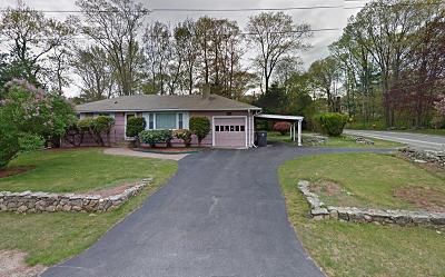 Avon Single Family Home Under Agreement: 105 Oak St