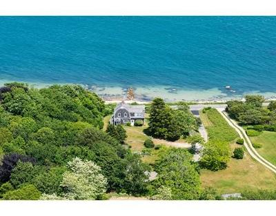 MA-Barnstable County Single Family Home For Sale: 197 Nobska Rd