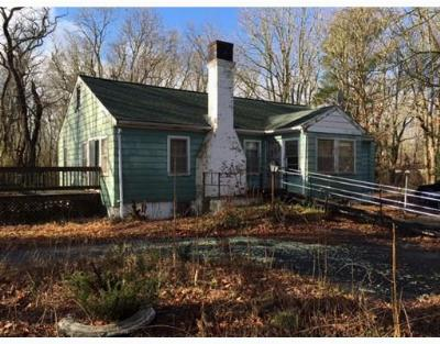 Mashpee Single Family Home Under Agreement: 442 Main St
