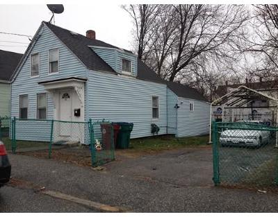 Lowell Single Family Home Under Agreement: 19 Smith Street