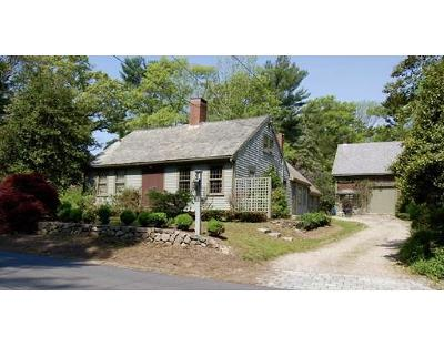 Kingston Single Family Home Under Agreement: 43 Indian Pond Rd