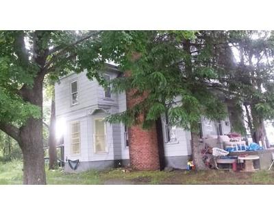 West Bridgewater Single Family Home For Sale: 148 N Main St